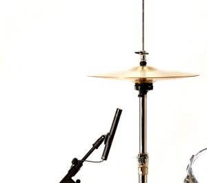 DPA 4011 under Hi-Hat-L